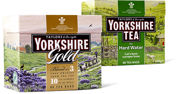Yorkshire Gold and hard water boxes