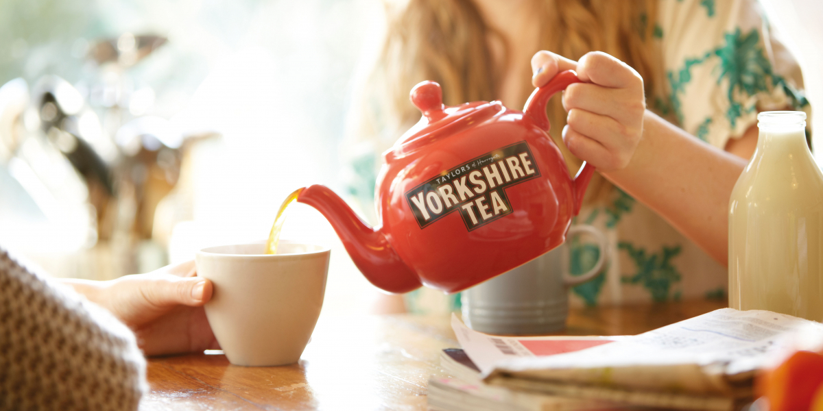 The great milk debate | Yorkshire Tea